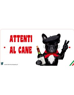 "CARTELLI ""ATTENTI AL CANE"" IN FOREX"