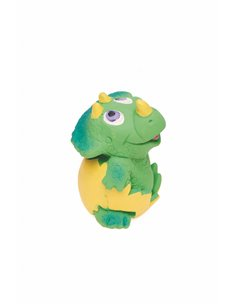DINOSAURO UOVO IN LATTICE NATURALE LANCO TOYS