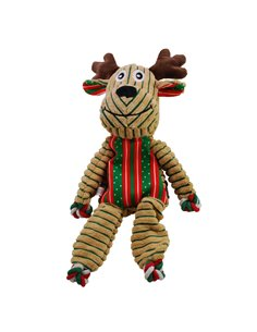 GIOCO CANE HOLIDAY FLOPPY KNOTS RENNA