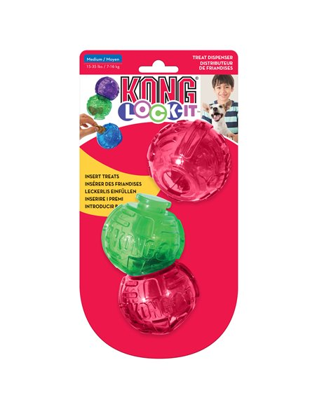 GIOCO CANE HOLIDAY LOCK IT PALLE