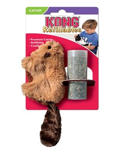 PELUCHES RICARICABILI CON CATNIP KONG REFILLABLES