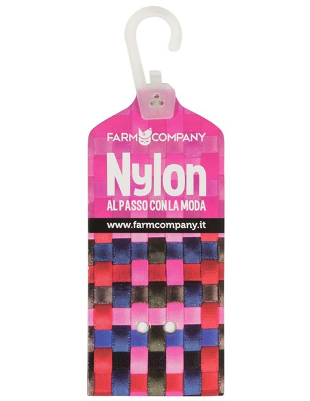COLLARE REGOLABILE IN NYLON